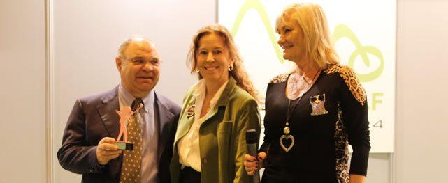 """Beatriz Recari, """"Premio Lady Golf a la mejor jugadora profesional 2013"""""""