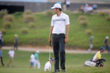 Manuel Merizalde en 67º Arturo Calle Colombia Open (Foto Cortesía PGA LA Enrique Berardi)