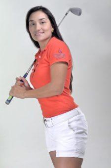 Eileen Vargas, el Golf para triunfar en la Vida