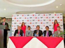Rueda de prensa del Panama Claro Championship