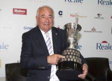 Open España 2014 Ángel Gallardo diseñador del PGA Catalunya y Vicepresidente PGA European Tour