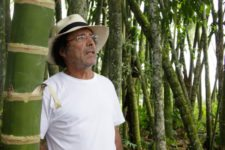 Simón Vélez, la Talega del Carpintero de Guadua (cortesía www.cronicadelquindio.com)