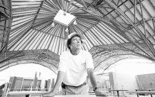 Simón Vélez, la Talega del Carpintero de Guadua (cortesía ananadesign.wordpress.com)