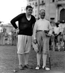 Monumento a la Historia del Golf y el Turismo (cortesía www.newyorksocialdiary.com)