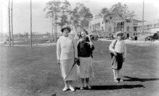 Monumento a la Historia del Golf y el Turismo (cortesía floridamemory.com)