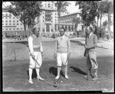 Monumento a la Historia del Golf y el Turismo