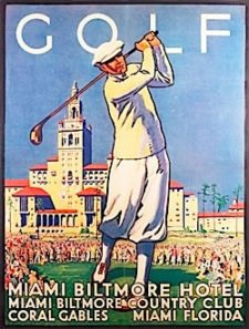 Monumento a la Historia del Golf y el Turismo (cortesía blog.internationalposter.com)