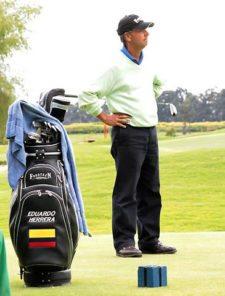 Eduardo Herrera (cortesía federacioncolombianadegolf.com)