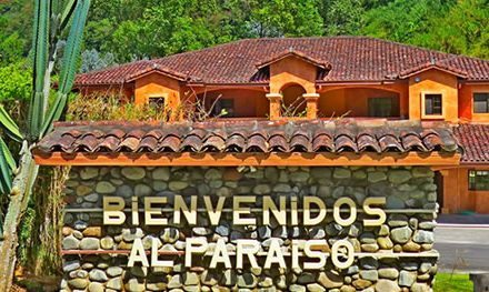 Valle Escondido: un paraíso terrenal