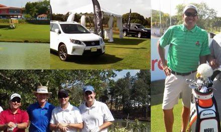Video: montajes fotográficos Panamá Claro, Club de Golf de Panamá