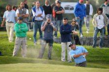 CÓRDOBA, ARGENTINA - APRIL 18: Angel Cabrera during the second round of the 83° Abierto OSDE del Centro at Córdoba Golf Club on April 18, 2014 in Córdoba, Argentina Enrique Berardi/PGA TOUR