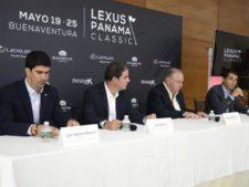 Buenaventura promoverá marca País con LEXUS Panamá Classic