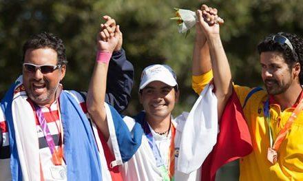 Chile y Paraguay Oro en masculino y femenino