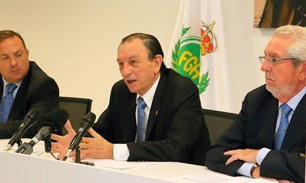 El Presidente de la Real Federación Andaluza de Golf da a conocer las líneas maestras de su nuevo mandato