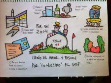 Madrid se llenó de Golf en su feria 2014 (cortesía mikebelindo.blogspot.com)