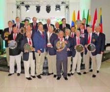 Panamá Campeón Latinoamericano Senior