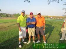 Panamá Campeón 3er Latinoamericano Senior