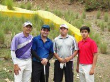 Triple empate Campeonato Amateur Capital