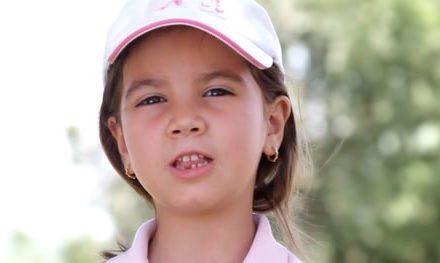 Video: los niños tienen un importante mensaje