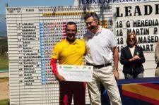 Entrega premios, Carlos Balmaseda