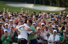 Bubba & Jordan (cortesía Golf-US-Masters/Getty Images)
