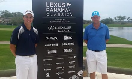 Clasificatorios para el LEXUS Panamá Classic