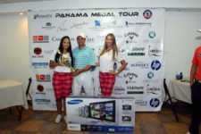 Enrique Real - Ganador 1er. Gross Cat A - Panama Golf Group Open