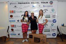 Karen Gutierrez - Ganadora del 1er Neto de la A en el 1er torneo y del 1er. Gross en el Citigold Open