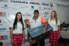 Ulrich Roner - 2do. Neto de la Cat C - Panama Golf Group Open