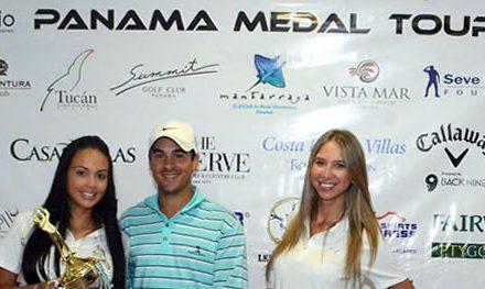 Con gran éxito arranca Panamá Medal Tour 2014