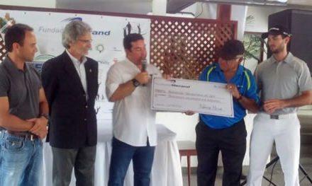La Escuela Nacional de Golf recibe importante donativo