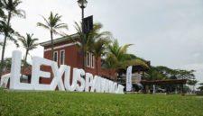 Río Hato, Panamá (MAYO 20, 2014): El Buenaventura Golf Club listo para la edición inaugural del Lexus Panama Classic, primer evento del NEC Series-PGA TOUR Latinoamérica que se celebra en Panamá (Enrique Berardi/PGA TOUR)