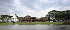 Río Hato, Panamá (MAYO 20, 2014): El Buenaventura Golf Club listo para la edición inaugural del Lexus Panama Classic, primer evento del NEC Series-PGA TOUR Latinoamérica que se celebra en Panamá. (Enrique Berardi/PGA TOUR)