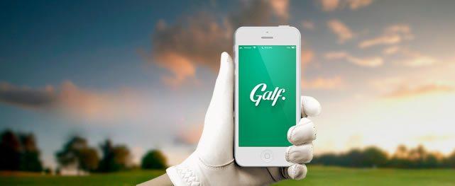 Soy Galf, el mejor amigo del golf