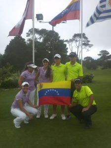 Equipo Venezuela Sudamericano Juvenil Uruguay