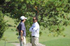 XLVII Campeonato Sudamericano Juvenil realizado en el Club de Golf de Punta del Este, Uruguay (cortesía Alejandra Mauri)