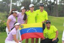 Venezuela Campeón Masculino y Subcampeón Femenino (cortesía Alejandra Mauri)