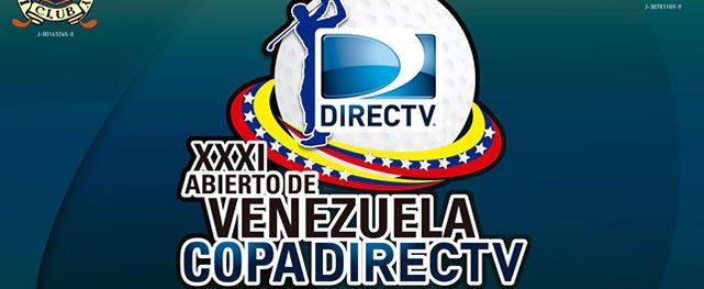 Vuelve el Abierto de Venezuela Copa DIRECTV
