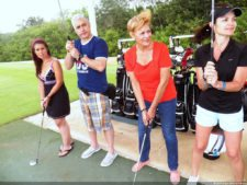 Golf Todo incluido en el Palace Resort en Cancún