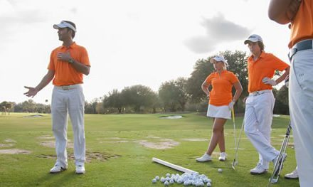 """""""Hay que amar el golf para ser campeones"""""""