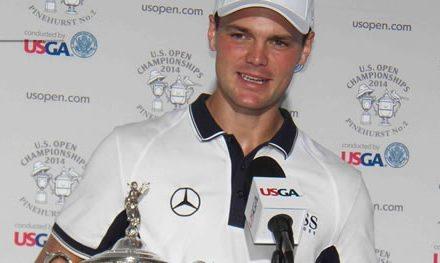 """""""Hay que creer"""" dijo Kaymer al ganar de punta a punta US Open"""