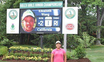 Rolex Girls Junior Championship, Rochester, NY.