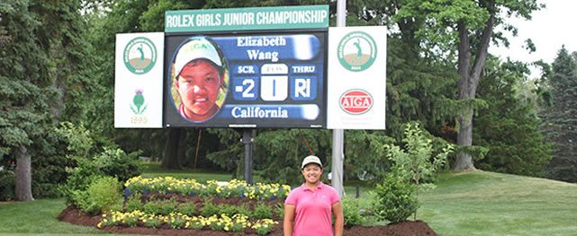 Rolex Girls Junior Championship, Rochester, NY.
