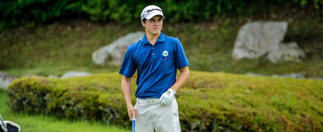 Venezuela y Pichu adelante en el Toyota Junior Golf World Cup