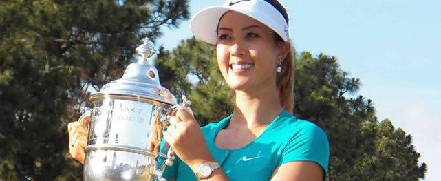 Wie inigualable en victoria del 69º US Women's Open