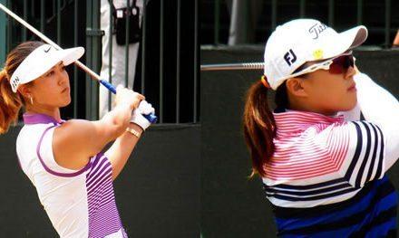 Wie y Yang empatadas en la punta del 69º US Women's Open
