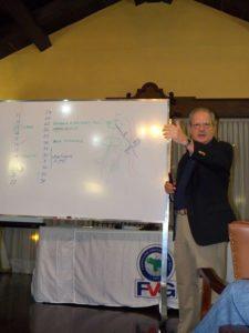 1ra Clínica de Reglas de Golf en el Caracas Country Club