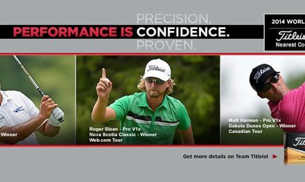 Angel Cabrera Vuela Alto con Titleist en el PGA TOUR