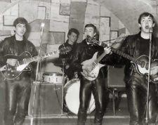 El Swing de Rock de Los Beatles (cortesía www.liverpoolpicturebook.com)