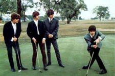 El Swing de Rock de Los Beatles (cortesía www.cronicagolf.com)